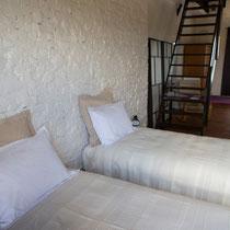 lits séparés ou king size