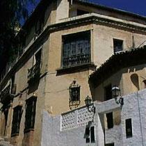 295.04 Ronda. La casa del Rey Moro. © 1999 Alessandro Tintori