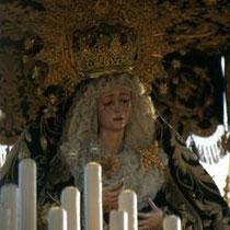 265.08 Il paso della Vergine della Confradia Jesus de la Pena. © 1999 Alessandro Tintori