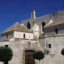 288.22 Rota. Una vista della chiesa. © 1999 Alessandro Tintori