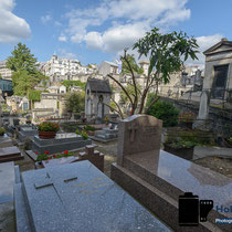 Zu Besuch in Paris - Friedhof Montmartre © Holger Hütte 2014