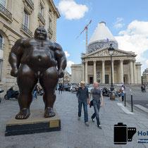 Zu Besuch in Paris - Universität © Holger Hütte 2014