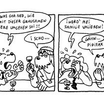 Kupfermuckn Comic 1 - © Philipp Pamminger