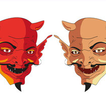 """""""Devil"""" - © Atena Neuhuber"""