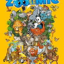 """""""Zoomic"""", Titelseite - © Milan A. Ilic"""