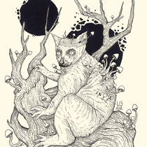 """Lemuriformes"" - © Lisa »Miss Felidae« Arnberger"