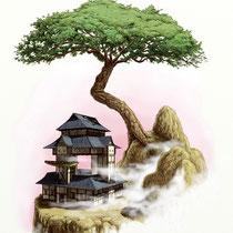 """""""Treehouse Vignette 02"""" - © Stefan Prochaska"""