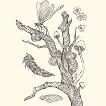 """""""Oh, Odonata"""" - © Lisa »Miss Felidae« Arnberger"""