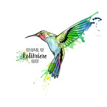 """kolibriere"" - © Judith Köster"