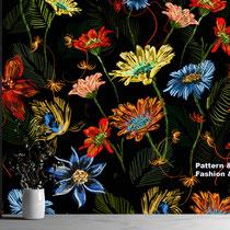 """Rapport-Flowers-Midnightparty"" - © Atena Neuhuber"