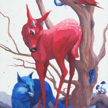 """Zauberwald"" - © Lisa »Miss Felidae« Arnberger"