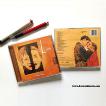"""Lisa"" - CD Artwork, Caldera Records Germany - © Helmut »Dino« Breneis"