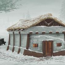 """""""Delivering Justice in Winterfell"""" - © Stefan Prochaska"""