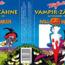 Vampir-Zähne, Lindt & Sprüngli - © Helmut »Dino« Breneis