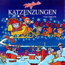 Katzenzungen Weihnachts-Edition, Lindt & Sprüngli - © Helmut »Dino« Breneis