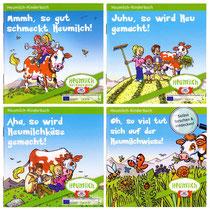 Heumilch-Büchlein (1-4) - © Helmut »Dino« Breneis