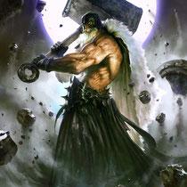 """""""Thor"""" - © Mathias Kollros"""