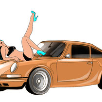 """Porsche"" - © Atena Neuhuber"