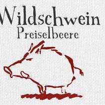"""Wüdsau"", Etikettenserie für Stefan Haas, 2012 - © Wolfgang Menschhorn"
