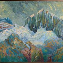 Padagonia Inspiration  88 x 113cm, 2020