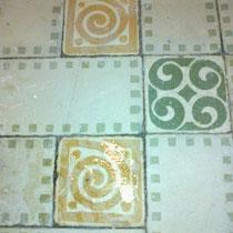 restaurar mosaico hidraulico