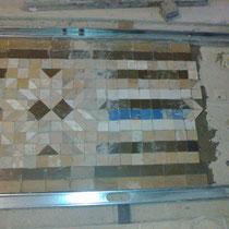 baldosines de mosaico de nolla