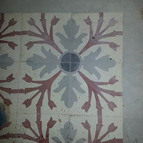 restauracion de mosaico antiguo