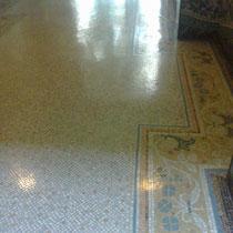 expertos pulidores de suelos de mosaico de nolla en barcelona