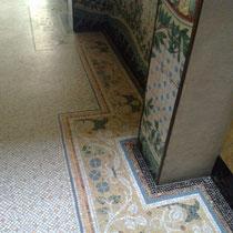 suelos de mosaico de nolla