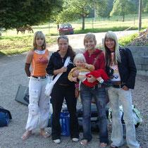 Paula und die Girlband