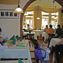 Auch Kinder sind im DA CAPO gern gesehene Gäste!