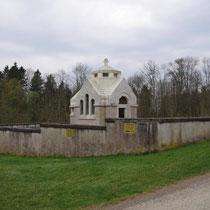 Die Kapelle wurde am 31. Juli 1932 eingeweiht