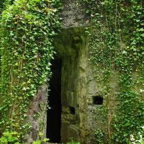 Eingang zur Doppelkaponiere