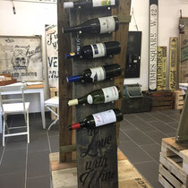 Wine Rack, In Love with Wine, Industrial Style
