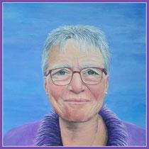 In opdracht geschilderd portret