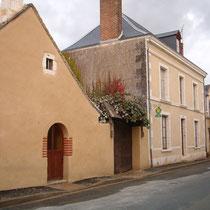 """""""Coté jardin"""" coté Avenue du 11 novembre Villiers sur Loir"""