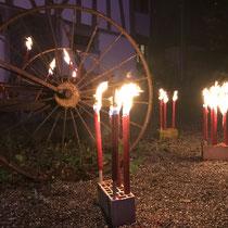 Ritual zur Wintersonnenwende, 21. Dezember 2019