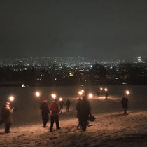 Ritual zur Wintersonnenwende, 21. Dezember 2017