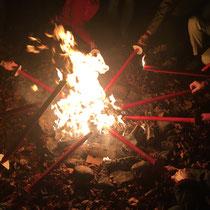 Ritual zur Wintersonnenwende, 21. Dezember 2029
