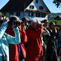 «Unsere Vögel» ornithologischer Basiskurs NAMU, Mai 2021, Foto Martin Geiger