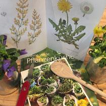 «Von der Wiese auf den Teller» - essbare Wildpflanzen, April 2018