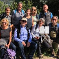 Abschluss Exkursion, «50 Vögel» , September 2019