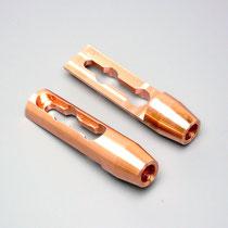 マシニング加工(純銅)