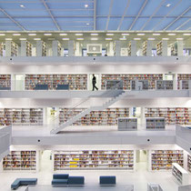 Neue Bibliothek Stuttgart