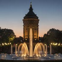 Wasserturm/Mannheim
