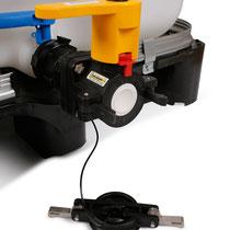 Dry Ball valve