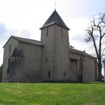 Eglise de Roussac