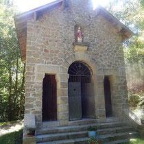 Chapelle St Martin à Gadore (St Symphorien sur Couze)