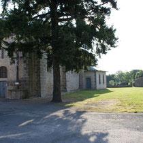Place Roger Couégnas - Sapin