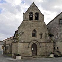 Eglise de St Symphorien sur Couze